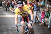 Ben Foster es Lance Armstrong