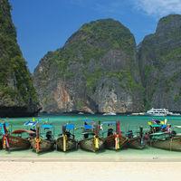 Tailandia cierra Maya Bay, 'La Playa' de Leo DiCaprio