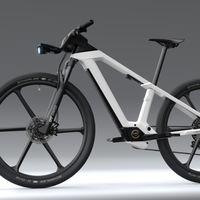 La futurista bici eléctrica que Bosch ha imaginado tiene suspensión total y frenos ABS