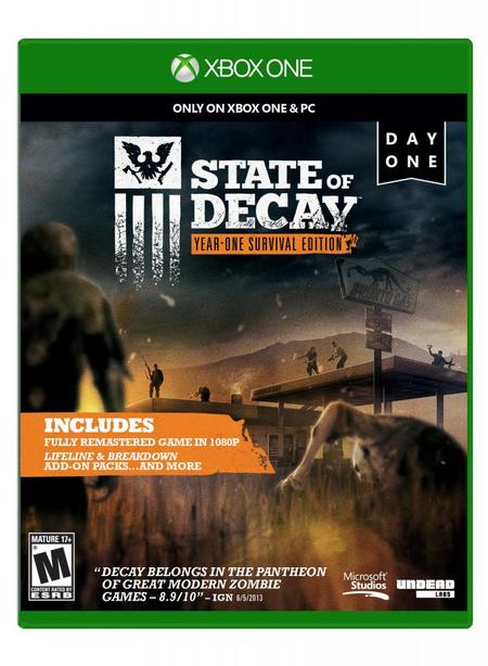 State Of Decay Xbox One (1)