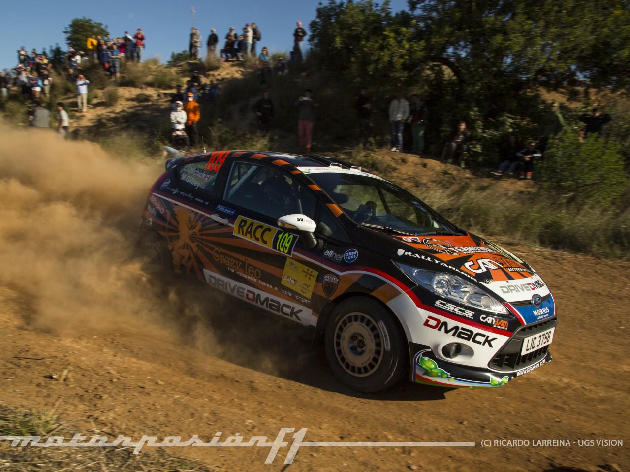 Foto de WRC - Rally de Catalunya 2014 (253/370)