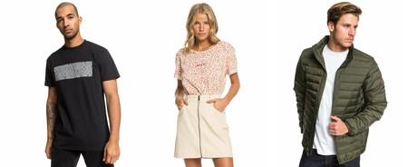 Super Precios en moda de eBay: descuento de hasta el 50% en las marcas Quiksilver, DC Shoes y Roxy