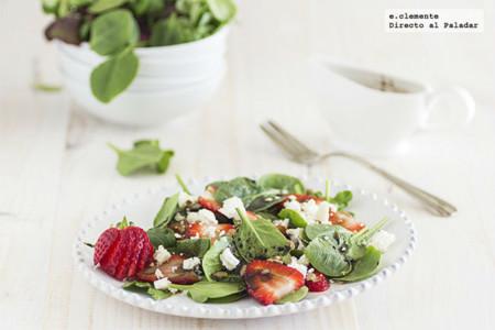 Tu dieta semanal con Vitónica (CLXXIX): con alimentos y recetas de temporada