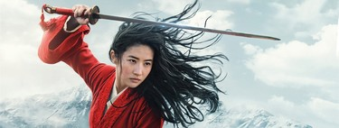"""Why it seems expensive to pay 21.99 euros to see 'Mulan' in streaming, but we see """"normal"""" pay up to more than 30 euros to go to the cinema with the family"""