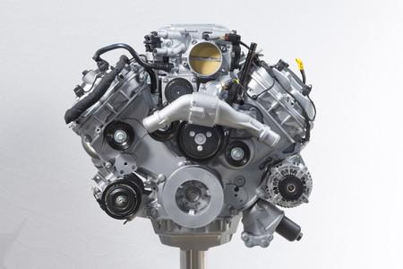 Shelby Gt500 Motor V8