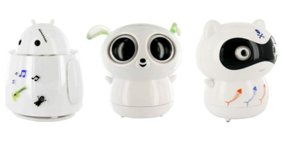 Oxo Speaker Fun, altavoces de animalitos para llevar