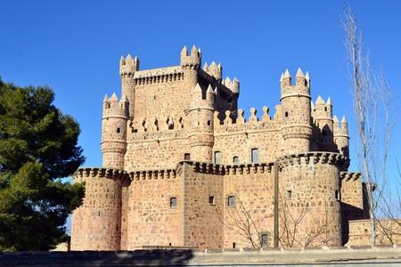 Castillo De Guadamur1