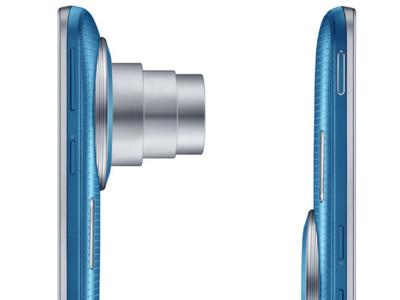 Samsung Galaxy K Zoom: 499 euros y disponible la próxima semana