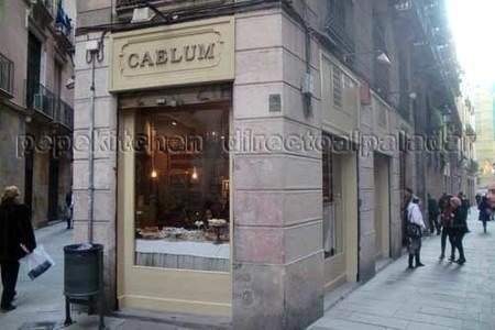 Tienda-restaurante Caelum, Barcelona