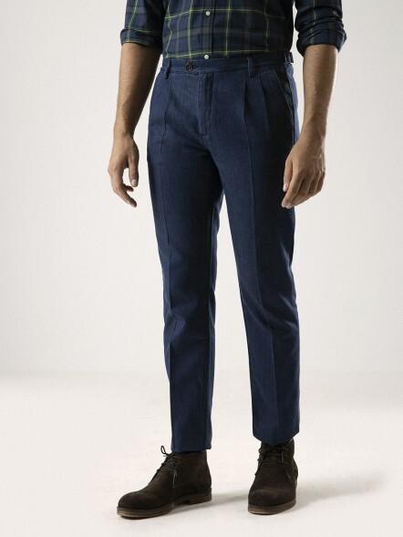 Con Pinzas Para Un Look Retro Los Pantalones De Puroego En Rebajas Que Debes Sumar A Tu Armario
