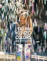 Kenzo presenta una edición limitada para este verano 2013: L'Eau par Kenzo Colors