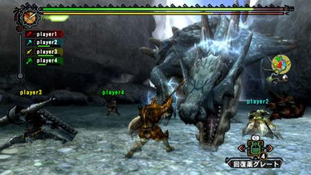 'Monster Hunter 3' para Wii, nuevas imágenes