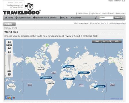 Travel Dodo: los sí y los no de cada destino