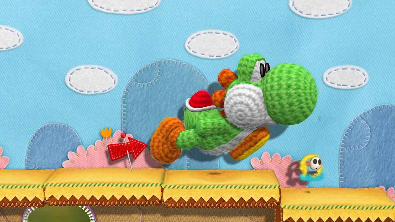 Foto de Yoshi Wii U (1/3)