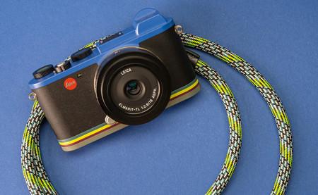 """'Leica CL """"'Edition Paul Smith""""', nueva edición especial de una Leica que destaca por su colorido aspecto"""