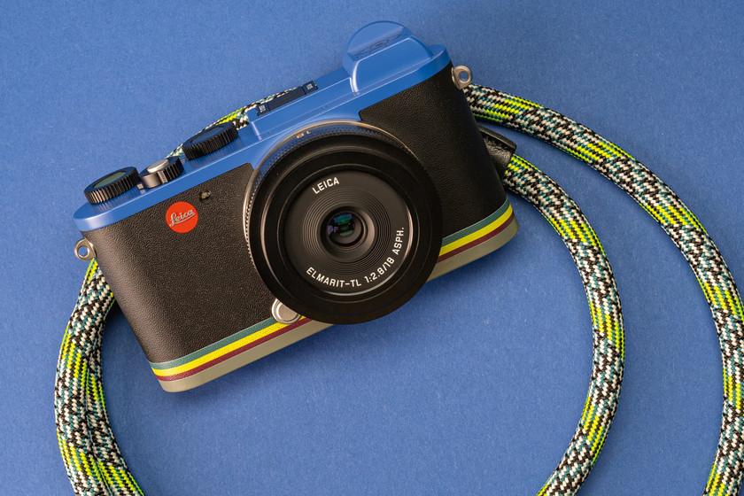 """'Leica CL """"'Edition Paul Smith""""', nueva edición especial de una Leica que destaca por su colorido aspecto - Xataka Foto"""