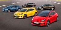 Opel Astra 2012, presentación y prueba en Alemania