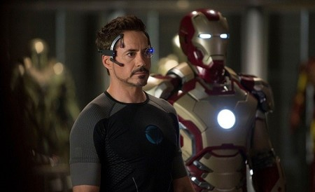 Robert Downey Jr. es Iron Man