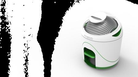 Drumi, lavadora portátil que no requiere electricidad