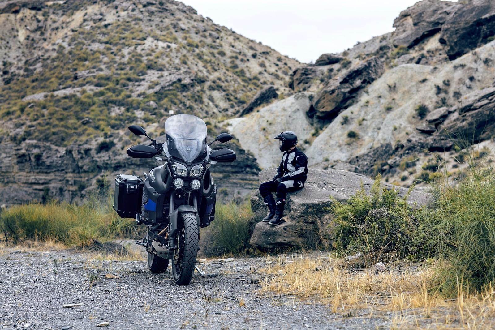 Foto de Yamaha XT1200ZE Super Ténéré Raid Edition 2018 (13/27)