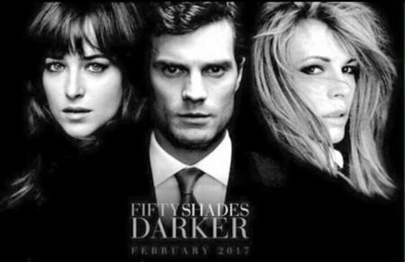 ¡Vuelve Christian Grey! Se estrena el tráiler de '50 sombras más oscuras'