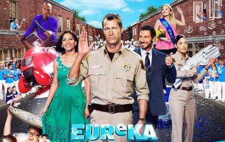 Syfy cambia de opinión y no renovará 'Eureka'
