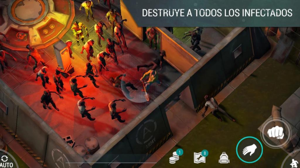 Destruye Zombies