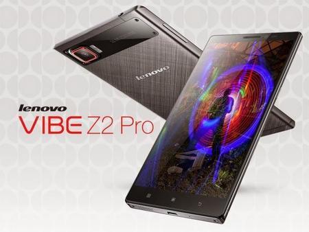 Lenovo Vibe Z2 Pro, así es el nuevo phablet Android de Lenovo