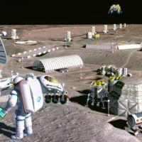 Europa quiere construir la primera base permanente en la Luna