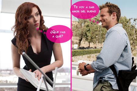 Qué tendrá Bradley Cooper que las deja tontas: pregúntale a Scarlett Johansson