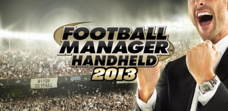 Football Manager Handheld 2013 ya a la venta en Google Play