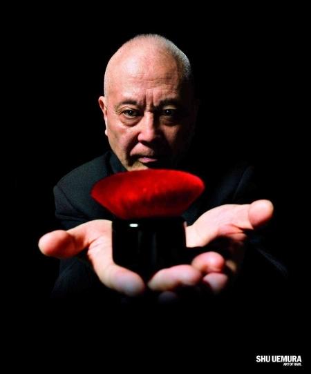 Mr.Shu Uemura