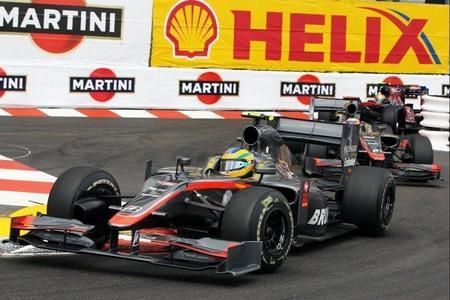 Bruno Senna busca nuevo asiento en ¿Lotus?