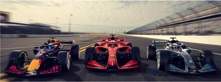 Prototipos F1 2021