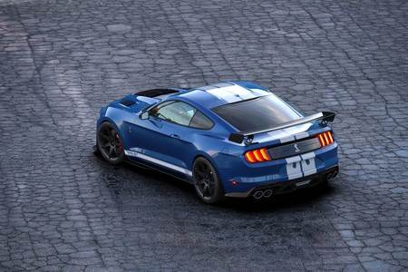 Shelby Mustang Gt500 Signature Series 2020 001
