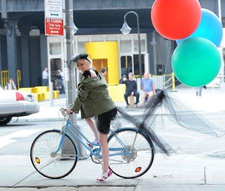 Las bicicletas, el nuevo complemento de moda