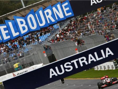 ¿Una carrera nocturna para el Gran Premio de Australia?
