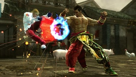 'Tekken 6' y su misterioso modo online