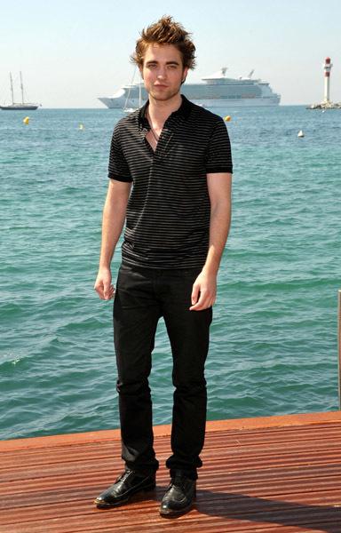 Foto de Robert Pattinson en Cannes 2009 (1/13)