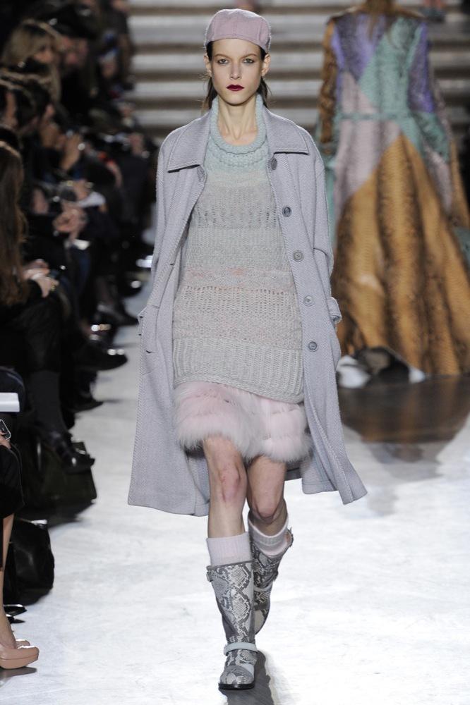 Foto de Missoni en la Semana de la Moda de Milán Otoño-Invierno 2011/2012: color boho chic (6/33)