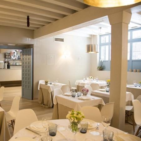 Restaurante Larra 13 Centro Madrid Mesa 13