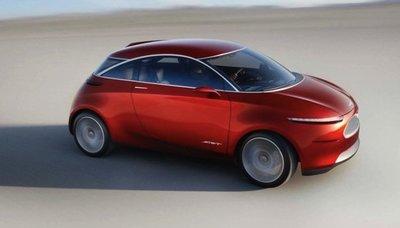 Ford Start Concept, el futuro Ford Ka en 2014