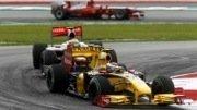 Temporada 2010 de Formula 1. Índice de carreras