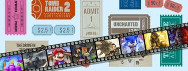 Todas las películas de videojuegos que veremos en 2021 y más allá