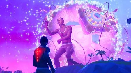 Fortnite marca récord de usuarios con más de 12 millones en su evento Astronomical de Travis Scott. Aquí tienes los mejores vídeos