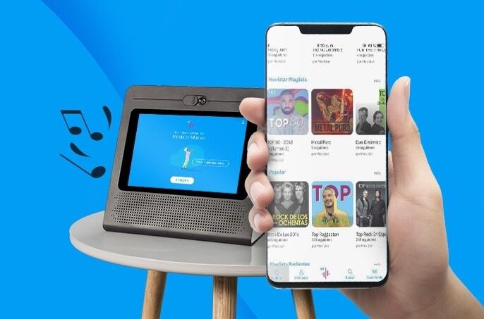Movistar Música: el servicio de streaming de Telefónica llega a España con 50 millones de canciones y suscripción semanal