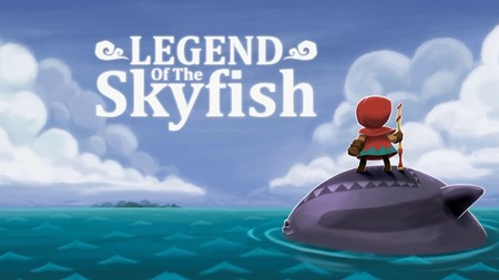 Leyend of The Skyfish, ya disponible para Windows 10 PC y Mobile