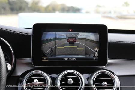 Mercedes-Benz Clase C 2014, sistemas de seguridad