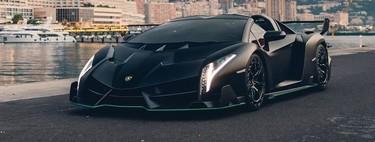 Este Lamborghini Veneno Roadster es, sin duda, el coche más caro que podrás comprar este año