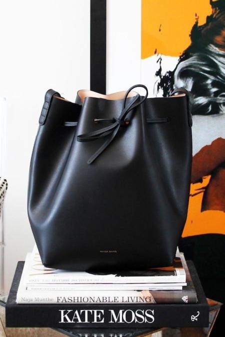 El Bucket bag, el nuevo bolso objeto de deseo, es de Mansur Gavriel